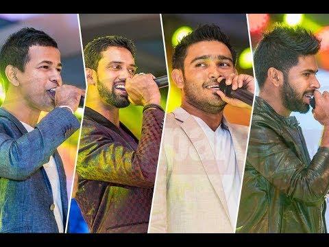 Sri Lanka national cricketers turned singers