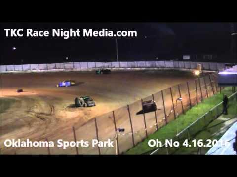 Oklahoma Sport Park 4.16.2016 Oh No ! !