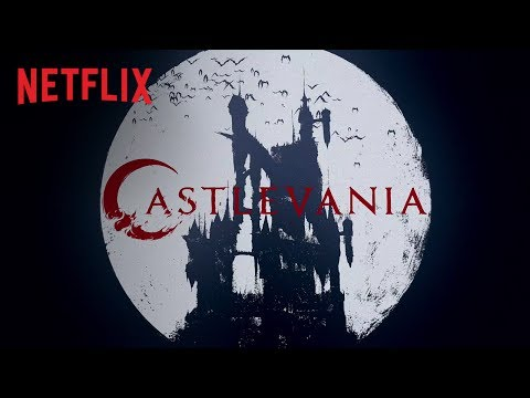 Second season of Castlevania anime gets release window