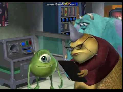Mike Wazowski Meme From Monsters Inc Wreck Room Arcade Youtube