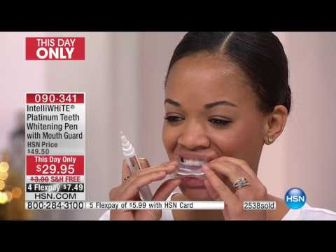 HSN | intelliWHiTE Beauty / Beauty Solutions 01.11.2017 - 12 PM