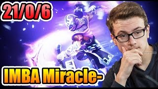 Miracle- Dota 2 - 7.01 Anti-Mage - WHO Can Play This GOOD