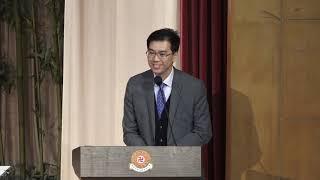bmf的2019-03-08 佛教茂峰法師紀念中學 學科成績頒獎典禮 校長分享相片