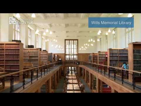 University of Bristol library locations
