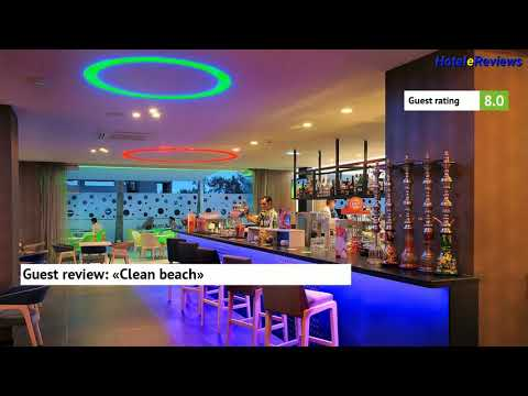 Nelia Beach Hotel *** Hotel Review 2017 HD, Ayia Napa, Cyprus
