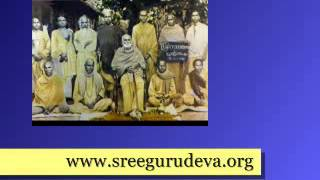 SREE NARAYANA GURU LYRICS, DAIVADASHAKAM VIDEO