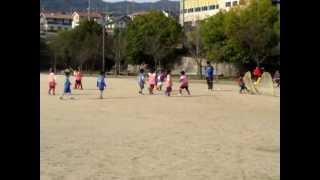 【U-6サッカー】シンタロウ6歳  11ゴール6アシスト Shintaro 6Y/O soccer boy