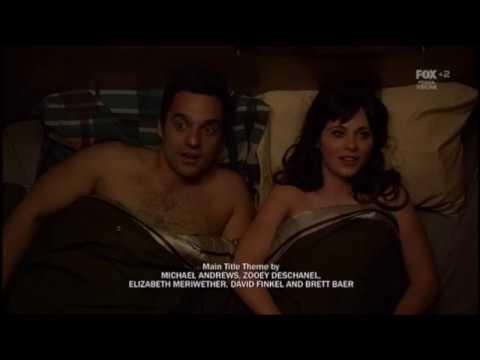 """New Girl: Jess e Nick """"Smetto di pensare."""" 2x23 Ita"""