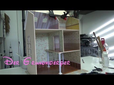 Das Puppenhaus - Part 3 - Zusammenbau Des Grundkörpers