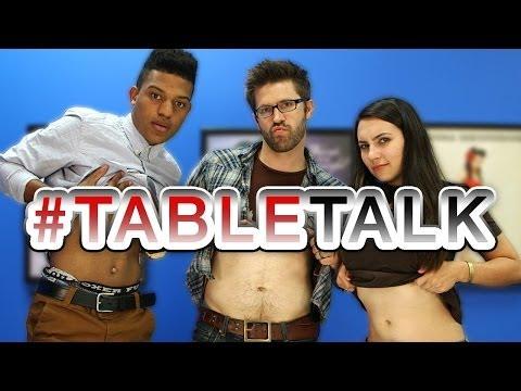 The Gangs First Crush on #TableTalk!