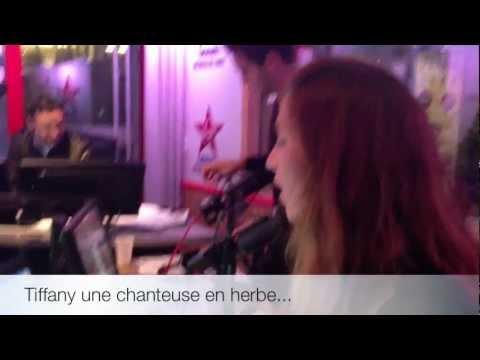 Hanouna Team [OFF] - Tiffany une chanteuse en herbe...