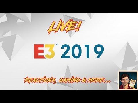 LIVE! – E3 2019 *Square Enix conference*