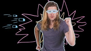 How Quick is Quicksilver? (Because Science w/ Kyle Hill)