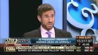 Bernard Whitman Addresses Partisan Obstacles to the Obama Economic Agenda