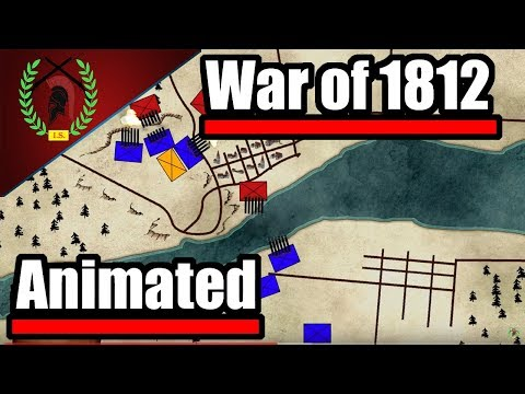 The War Of 1812: America The Underdog - War Of 1812 Part.1: Constitution Vs Guerriere