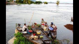 Ký sự miền Tây: Quê nghèo miền Tây mùa nước nổi