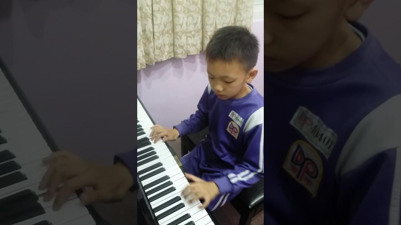鋼琴曲[青春修煉手冊]~鄭嘉凱 - YouTube