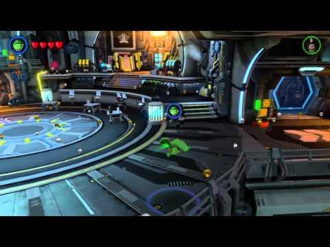 Super club! LEGO Batman 3 MISSION