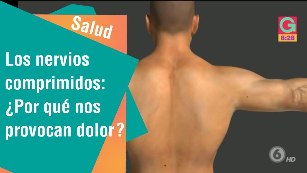 puede pellizcar el nervio causando dolor testicular