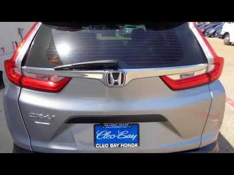 Cleo Bay Honda >> 2017 Honda Cr V Killeen Tx Austin Tx Rl7004 Youtube