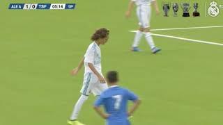 TSF Academy vs Real Madrid Sept 9th 2017