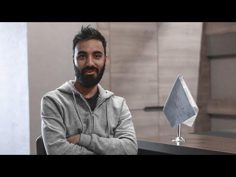 Господин Муса из Ирака описывает свой опыт до операции по пересадке волос