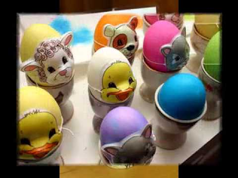 Ideas For Easter Egg Competition