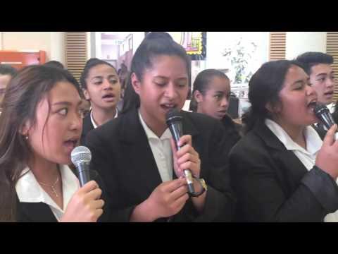St Agnes Catholic High School Choir