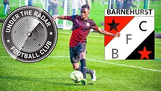 THE SEMI FINAL REMATCH! UNDER THE RADAR FC VS BARNEHURST!