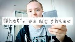 PERUSTEELLINEN WHAT'S ON MY PHONE !