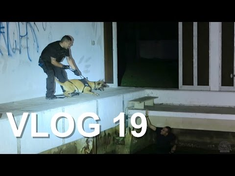 Miami Police VLOG 19: K-9 UNIT