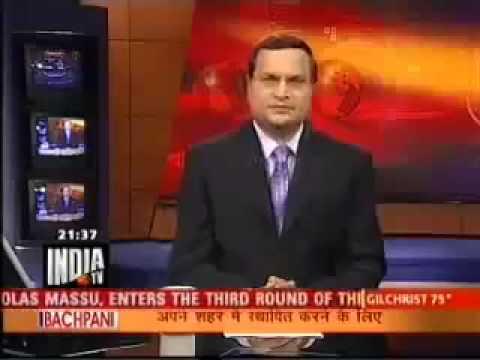 - Toothpaste me Haddio ka paudar - News By India TV