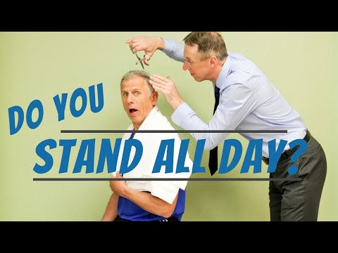 Top 10 Tips for People Who Stand ALL Day