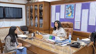 Mrs Sunita Gupta, Principal, Air Force Bal Bharati School