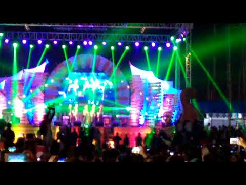 Gopalpur beach festival @ MJ5 DANCE performance#muqabal song❤❤##@