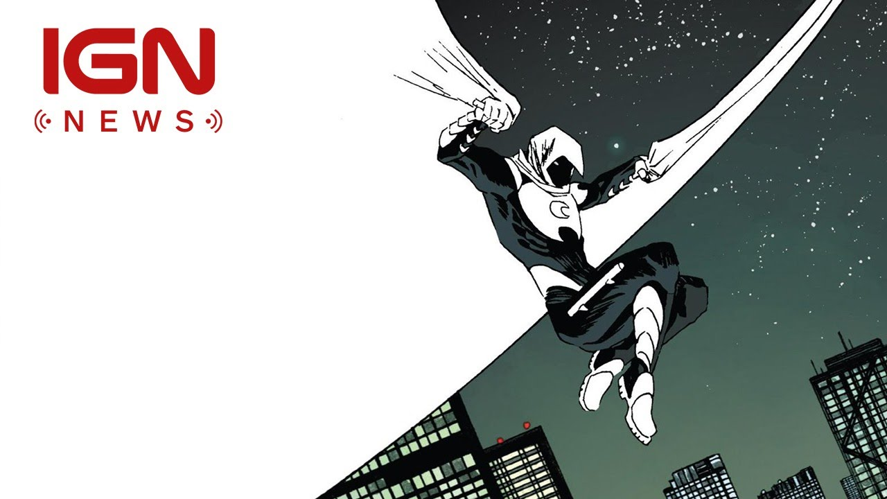 Netflix Could Be Developing a Moon Knight Series - IGN ...