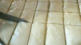 Su Böreği Nasıl Yapılır | Su Böreği Tarifi | Su Böreği Yapımı | Turkish Food