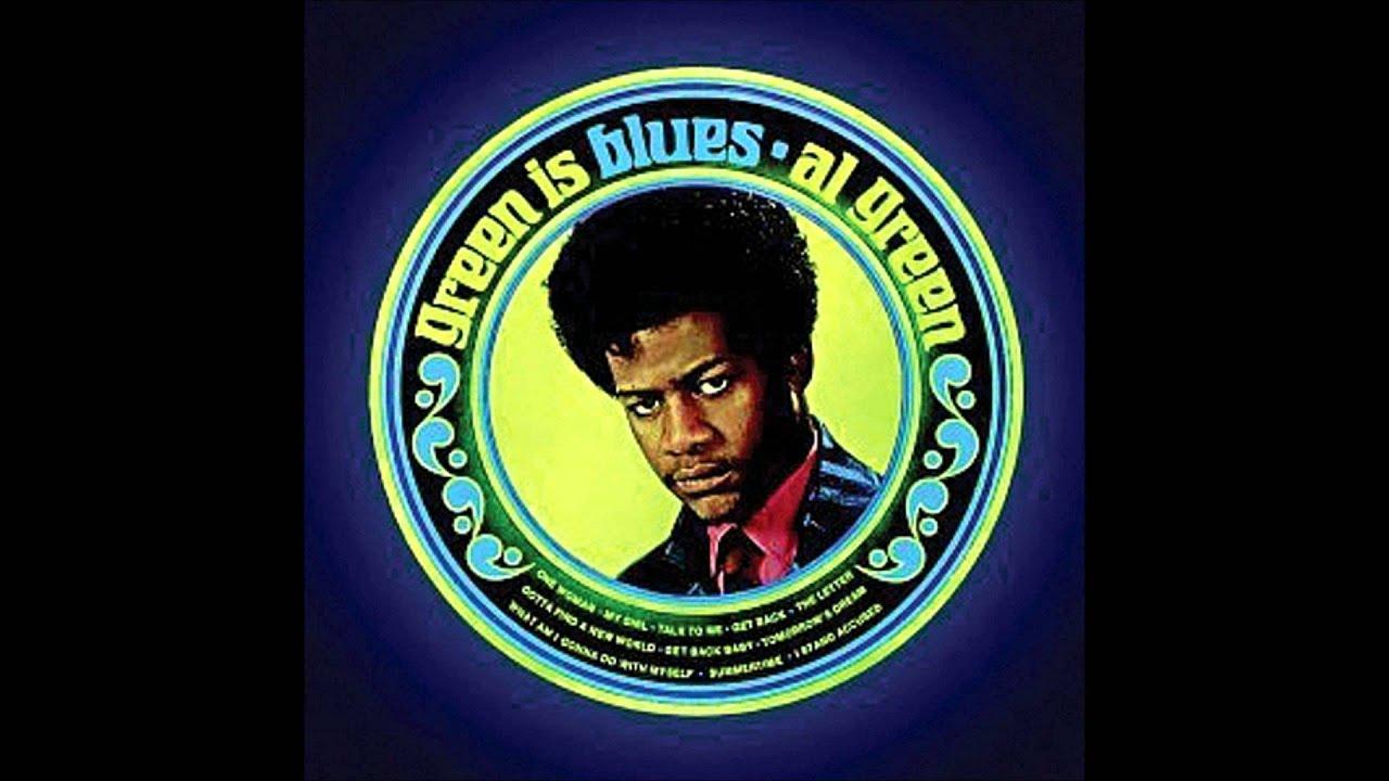 Al Green - Green Is Blues album download