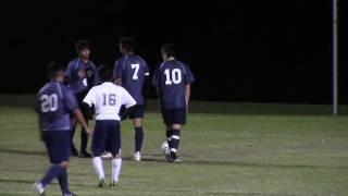 Toombs County Boys Soccer 3, Tattnall County 1