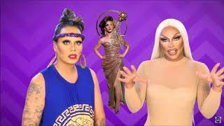 Miz Cracker's Critiques vs Eureka's Critiques : Fashion Photo Ruview