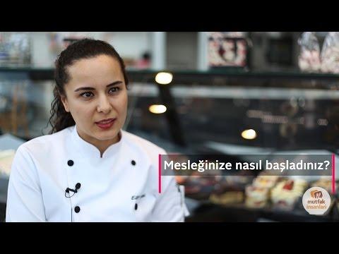 Pastacılık Sektörüne Giriş - Şef Elif Çıtak