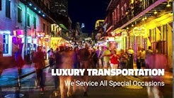 Limo Service Louisiana - Affordable Limos & Party Buses for All Occasions