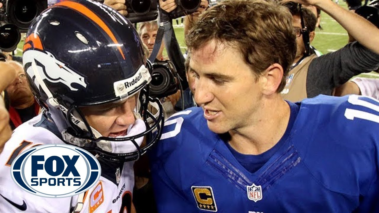 Peyton gets best of Eli in Manning Bowl 2013