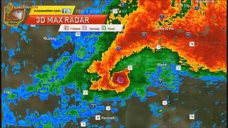 Moore, OK Tornado Radar Loop