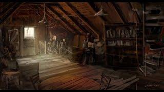 Dark Mystery Music - The Dusty Attic