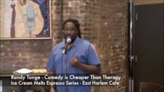 "Ice Cream Melts Espresso Series Randy Tonge - Comedian - ""Comedy is Cheaper Than Therapy"" Thumbnail"