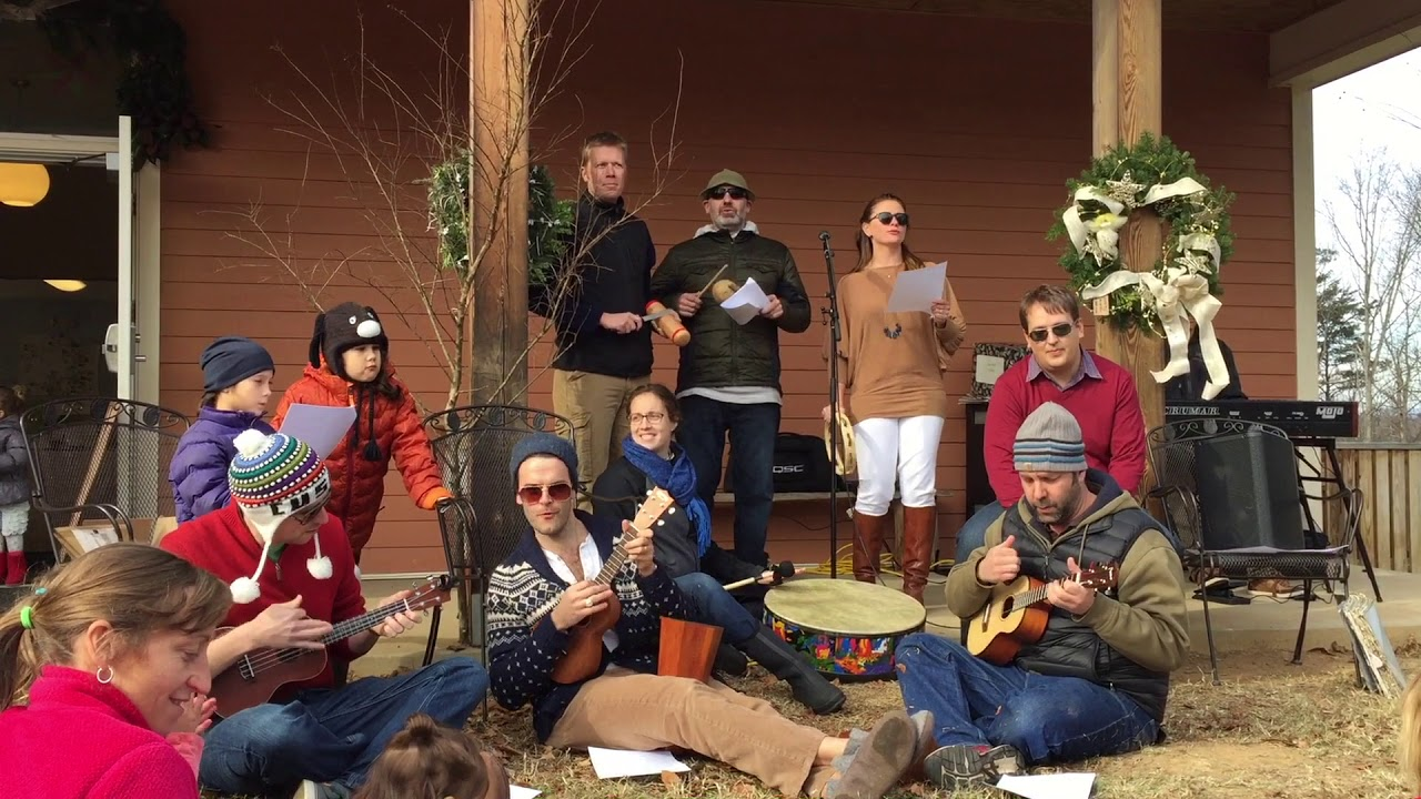 BRMT Holiday Sing a Long BRMT Holiday Sing a Long CWS2016 ...