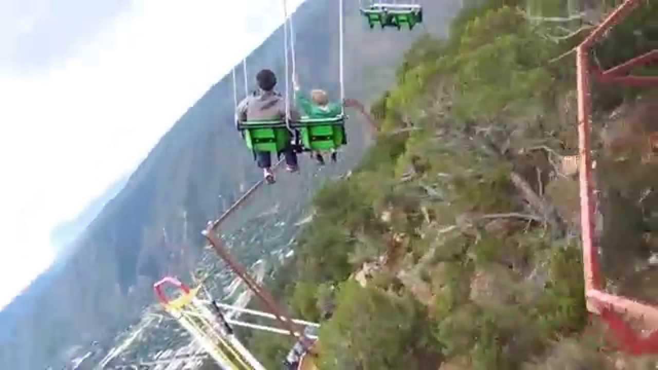 Glenwood Springs Adventure Park Glenwood Canyon Flyer