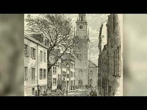 Boston History in a Minute: Old North Church