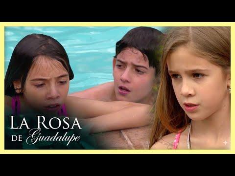La flor mas bella del jardín | La Rosa de Guadalupe